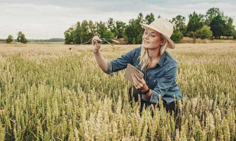 Women in agriculture