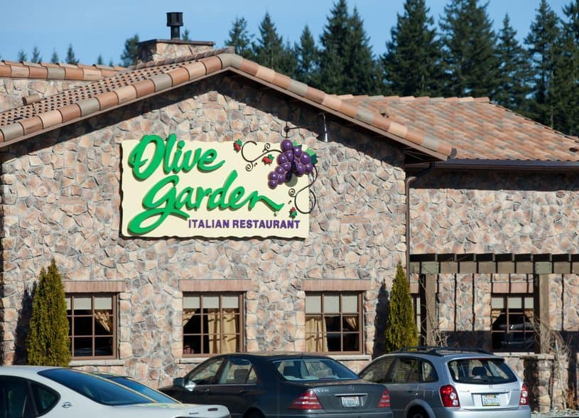 New Scorecard Olive Garden Gets F For Inaction On