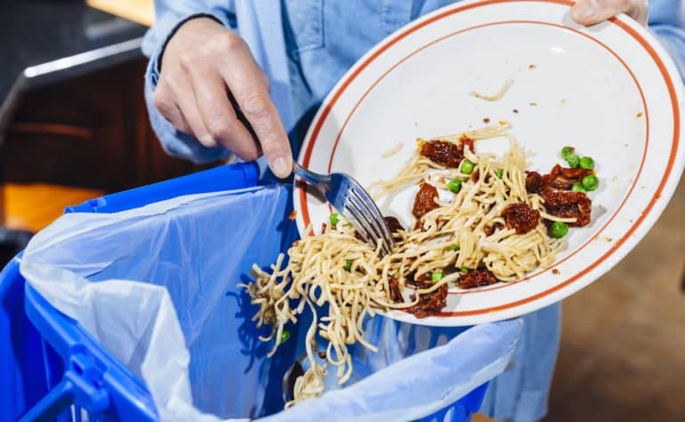 How can we Food Waste?