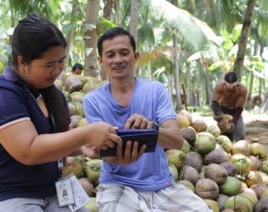 Photo courtesy of Photo courtesy of Grameen Foundation/Nicky Sering