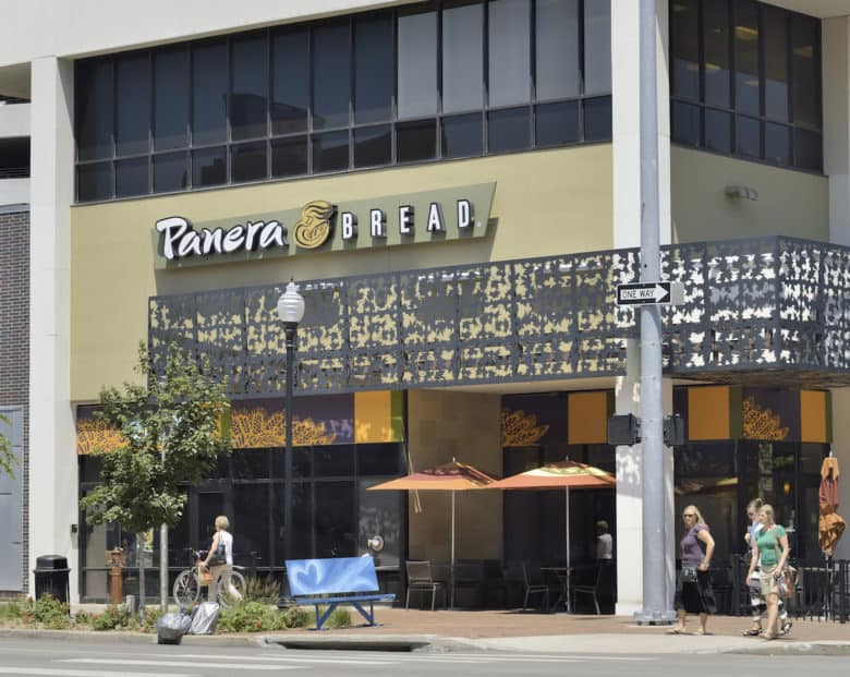 Panera Bread just announced its food is 100-percent clean