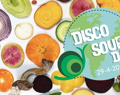 Feast and fight food waste at World Disco Soup Day – the largest food waste awareness event on the planet on April 29.