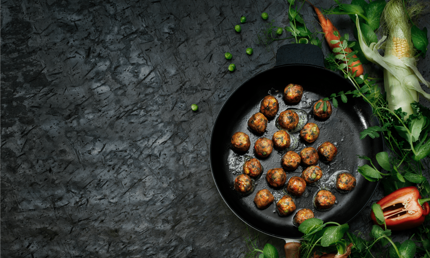 Vegan balls and certified salmon sustainable food is on for Ikea vegetable balls