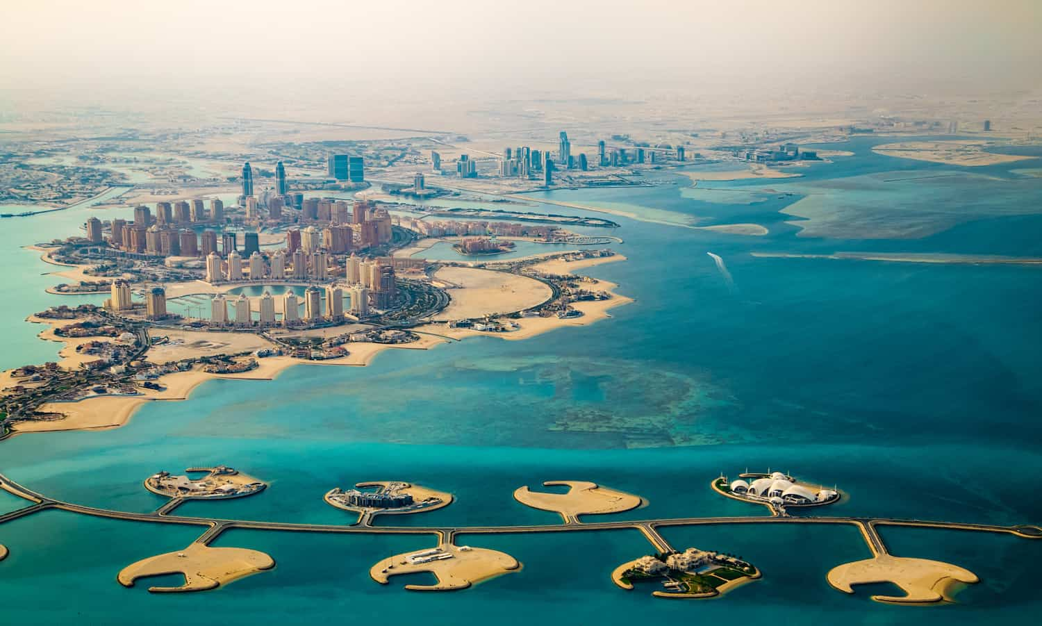 Food insecurity threatens Gulf nation of Qatar as neighbors refuse food trade.
