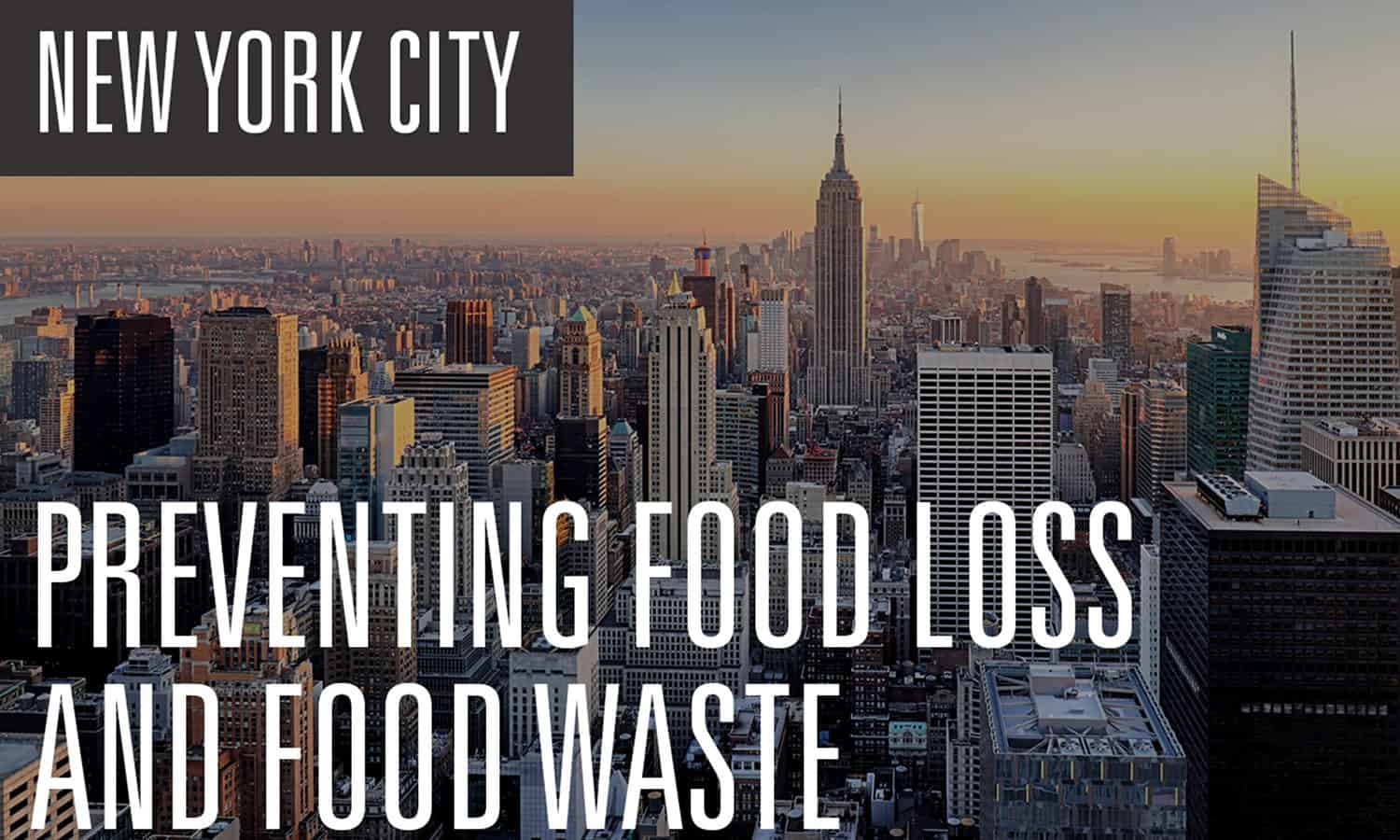 "In just one week, on September 13, Food Tank will host a one-day summit at the WNYC Greene Space in New York City, titled ""Focusing on Food Loss and Waste."""