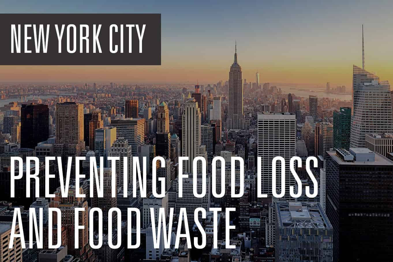 Food Tank, in partnership with The Fink Family Foundation and Blue Hill Restaurant, is hosting an intimate dinner discussion around solutions to food waste.