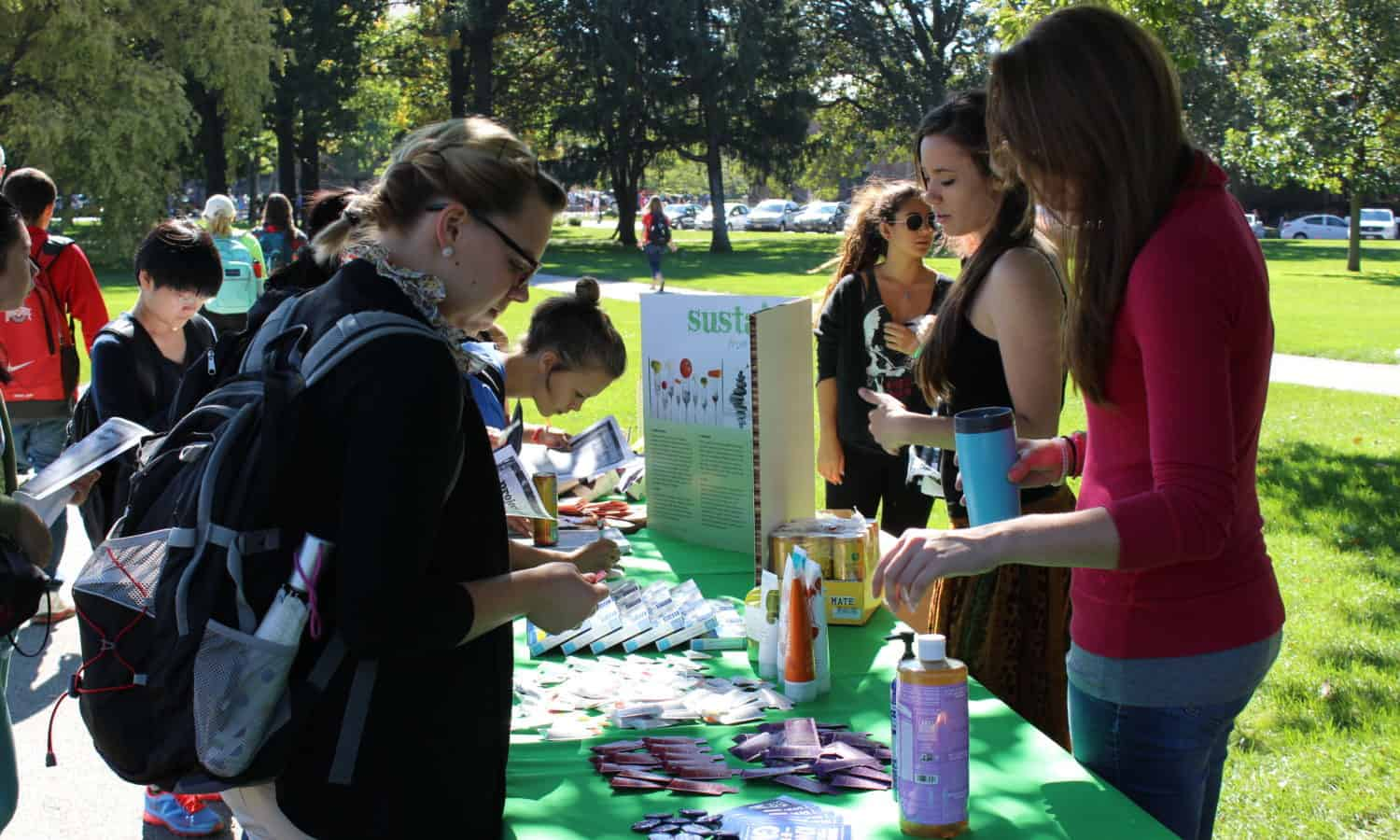 Project Green Challenge engages, empowers, and mobilizes students around environmentally sustainable and socially responsible actions.