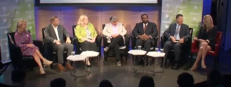 How Do We Cultivate Creative Partnerships to Stop Food Waste? Watch this fantastic discussion from the NYC Food Tank Summit.