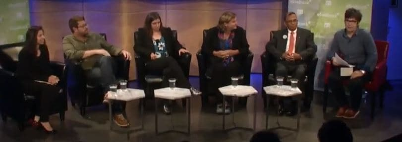 How Do We Create a Food Waste and Loss Free World? Watch this fantastic discussion from the NYC Food Tank Summit.