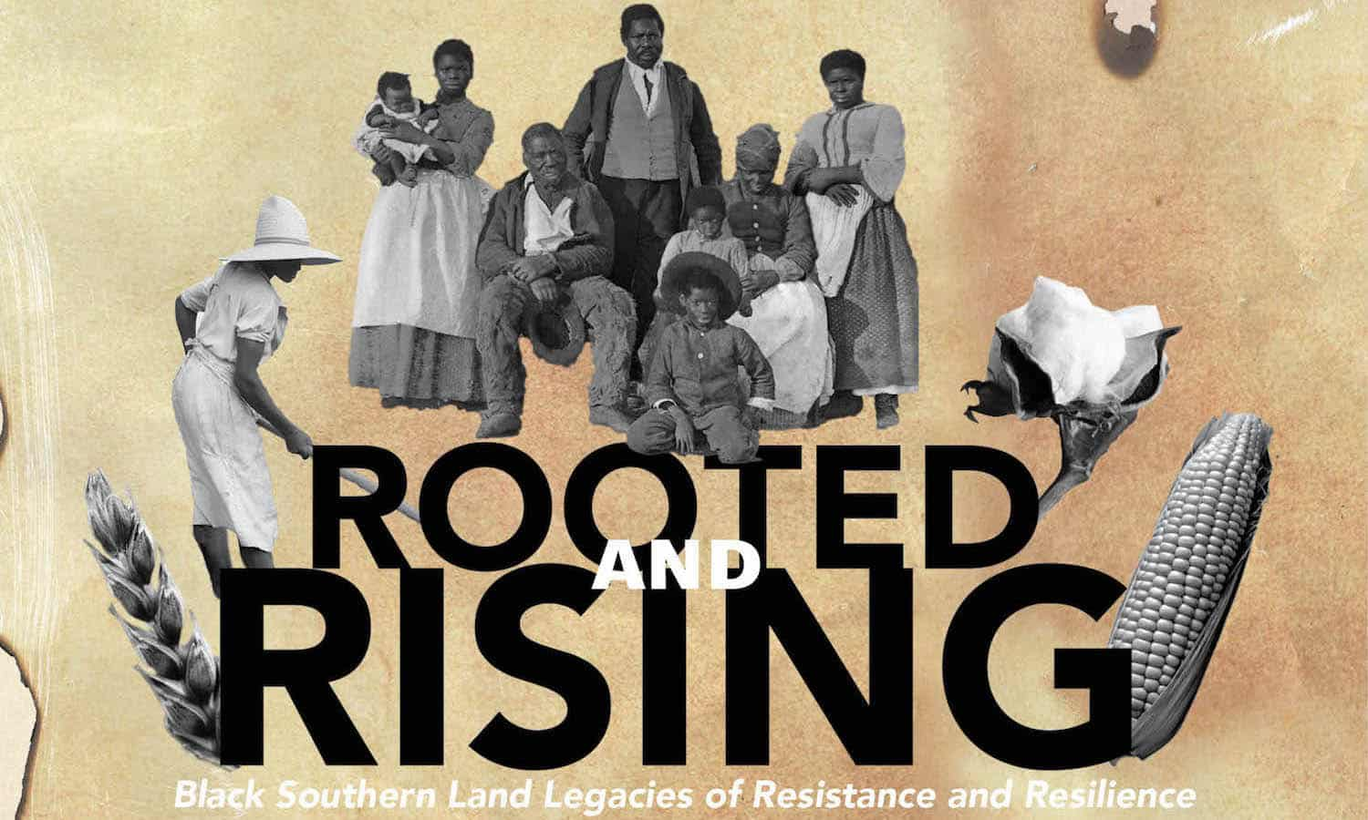 "Keynote speakers at ""Rooted and Rising: Black Southern Land Legacies of Resistance & Resilience,"" hosted by Black Urban Growers"