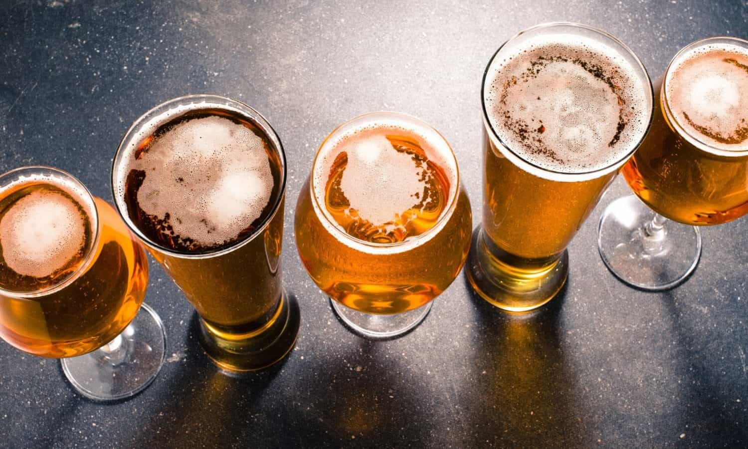 Beer brewing is a novel solution to reducing food waste, and it's also one that's a lot of fun.