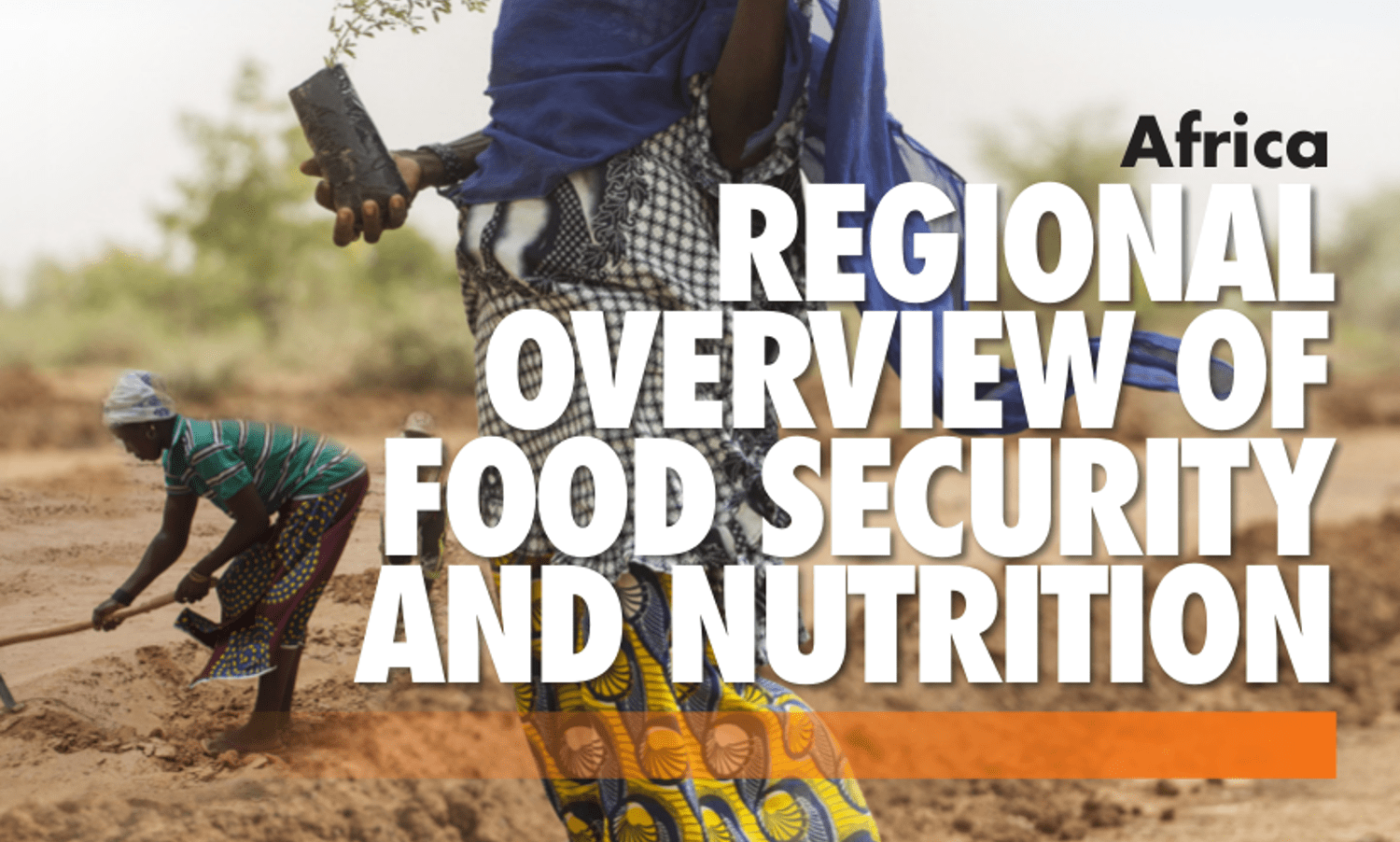 A new report by the U.N. Food and Agriculture Organization reveals a surge in hunger in sub-Saharan Africa due to conflict and climate change.