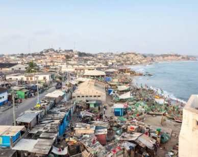 Sustainable living shouldn't just be for the middle class—environmentalists in Ghana's capital Accra are pushing for a greener future for all.