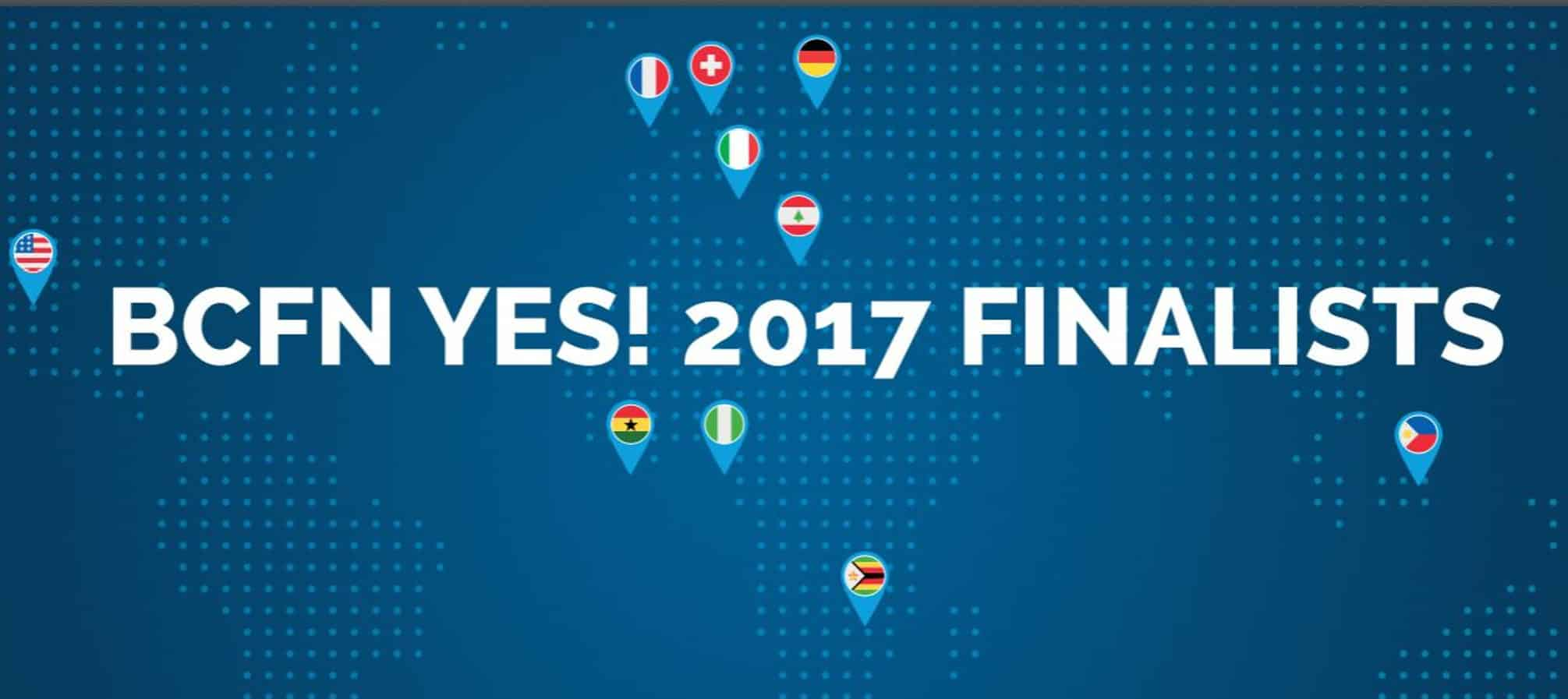 BCFN announces winners of the 2017 YES! competition, which inspires young researchers to meet global research needs on the sustainability of food systems.