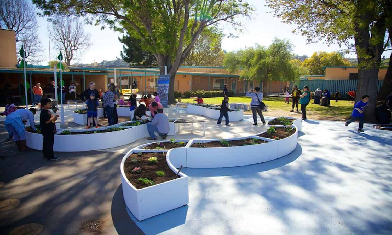 Kimbal Musk is launching his new, national nonprofit, Big Green, and building 100 outdoor Learning Garden classrooms across Detroit.