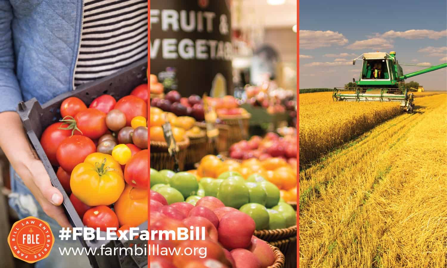Farm Bill Law Enterprise recommends Congress strengthen and redistribute farm bill benefits.
