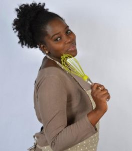 Aissatou M'Baye, the Paris-based Senegalese culinary blogger, employs social media to share and promote healthy Smart Food recipes.