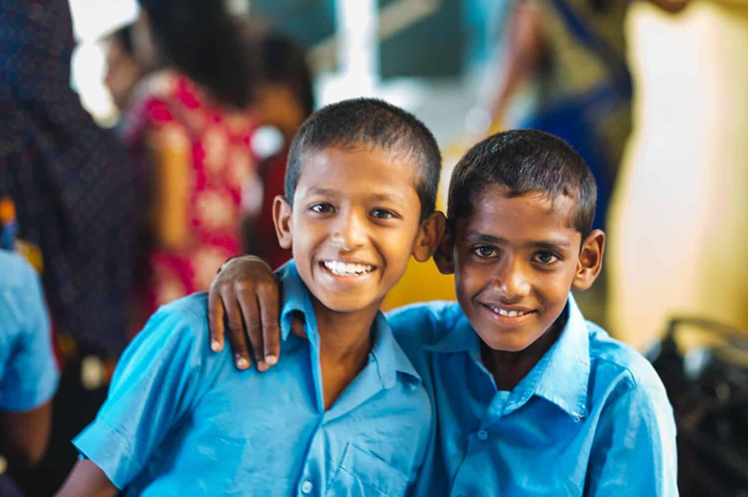ICRISAT and the Akshaya Patra Foundation are joining forces to improve nutrition and food security in schools with nutritious mid-day meals.