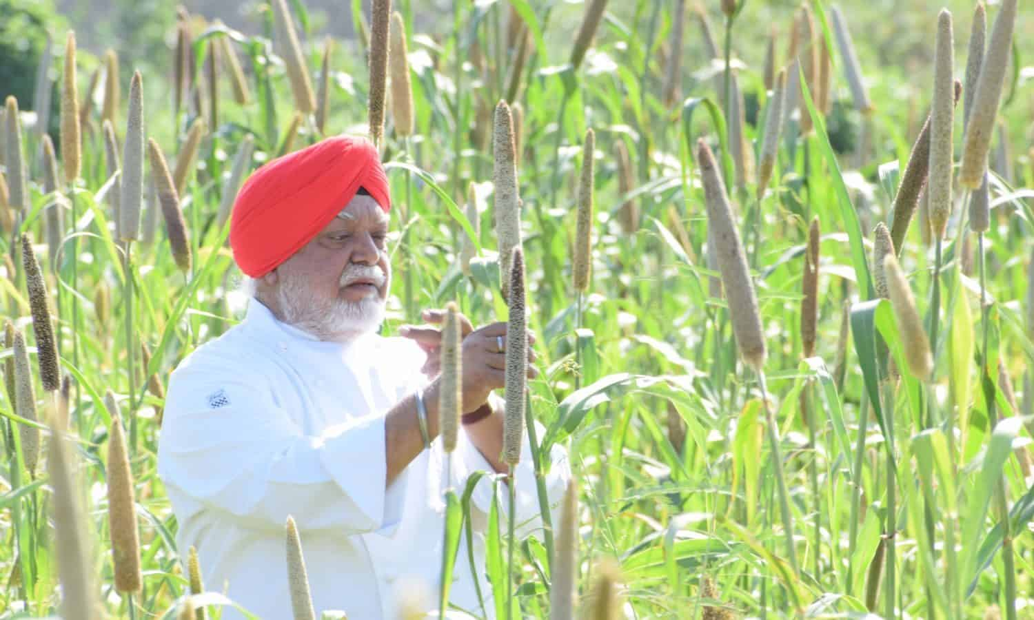 Chef Manjit Gill draws inspiration from India's culinary traditions, biodiversity, and village kitchens, asking chefs to be the driving force behind a sustainable, good food revolution.