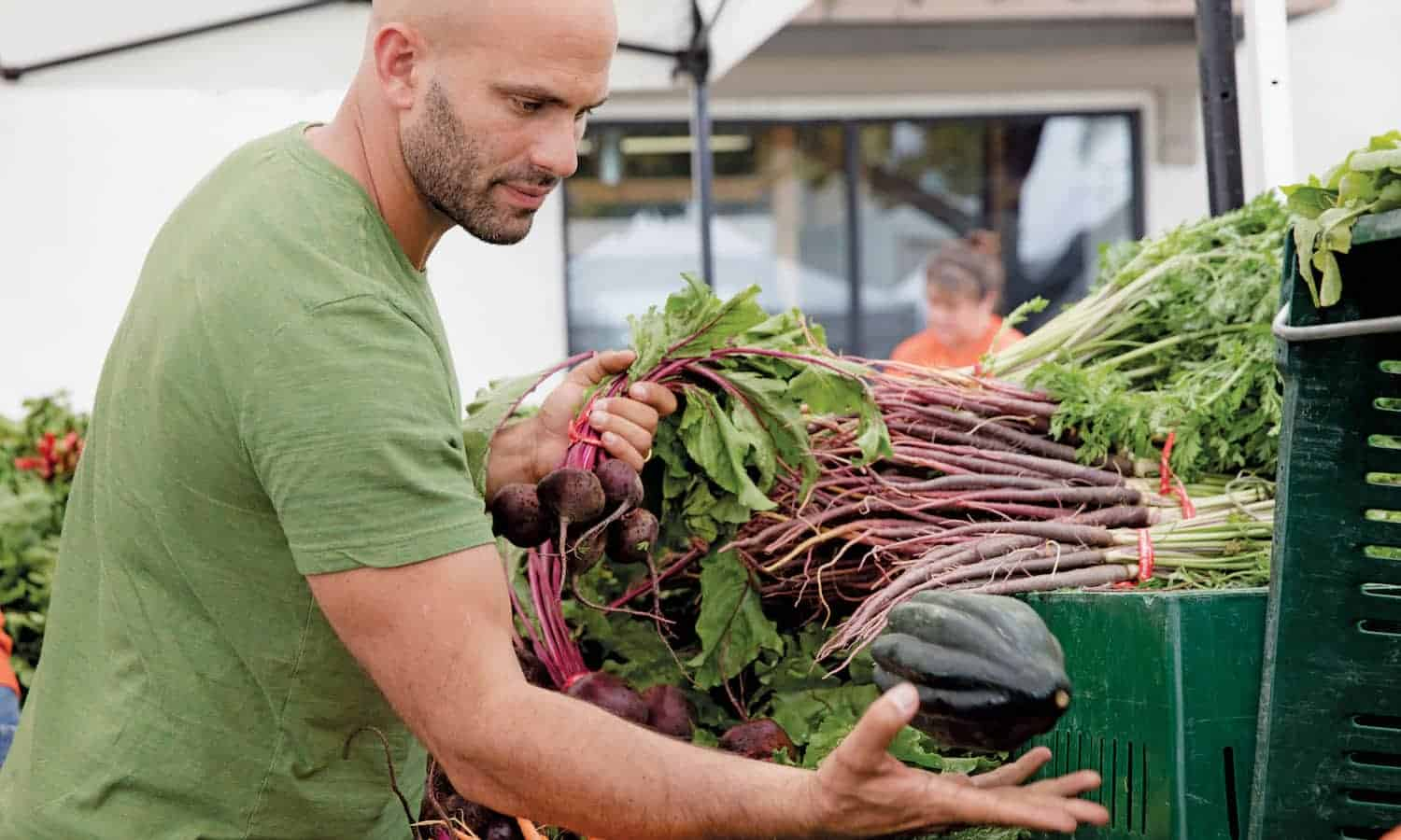 Sam Kass believes there is no single, right way for the world to eat: rather, if everyone eats a little better, we can achieve environmental goals.