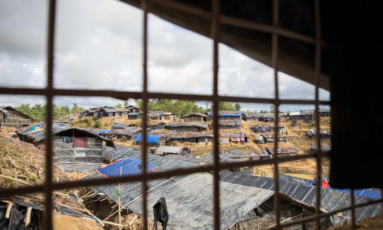 In southern Bangladesh, humanitarian organizations focus on boosting food security and preparing for quick response during monsoon season rains.