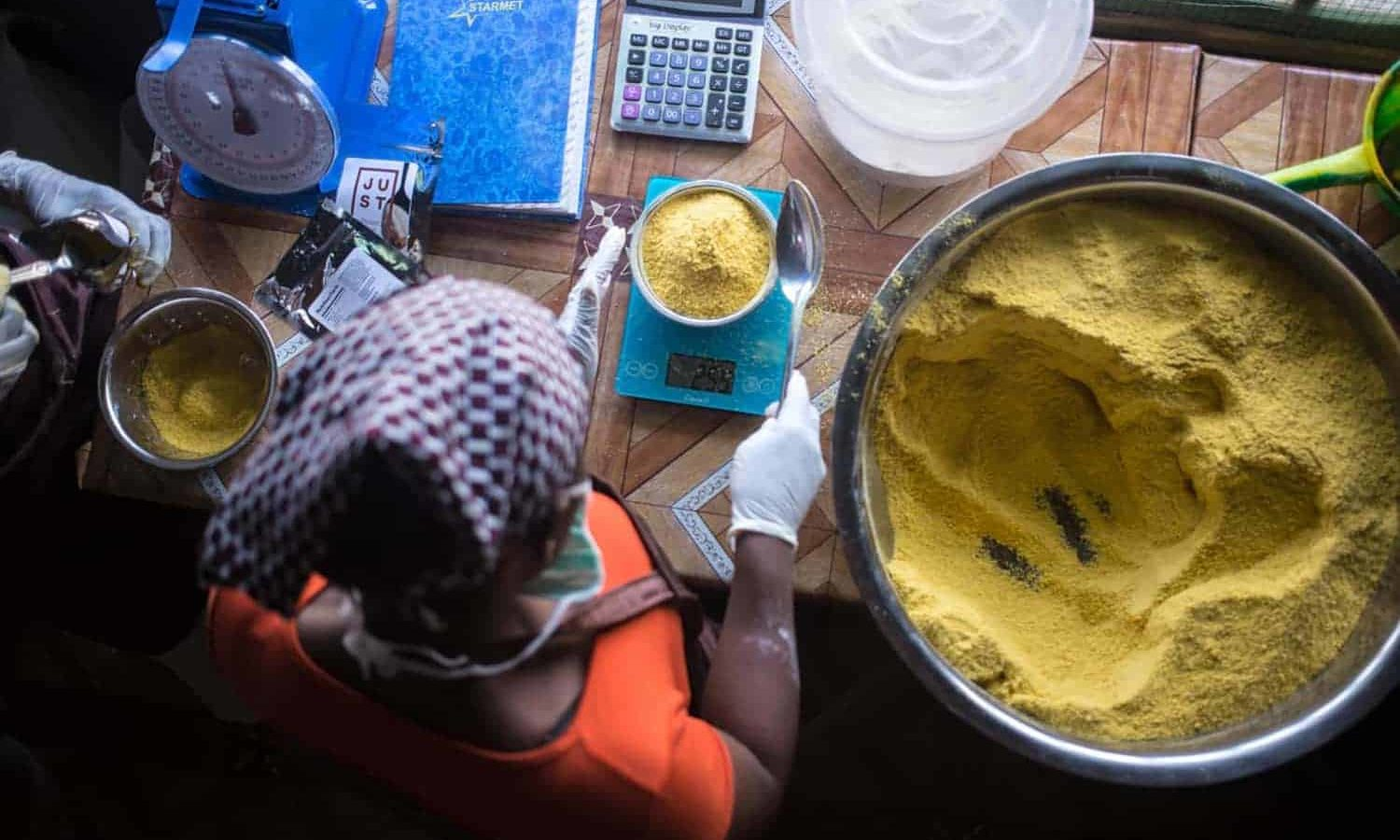 JUST, the Silicon Valley food tech startup, is changing food aid in Liberia, West Africa. Food Tank catches up with Just's Taylor Quinn to find out how.