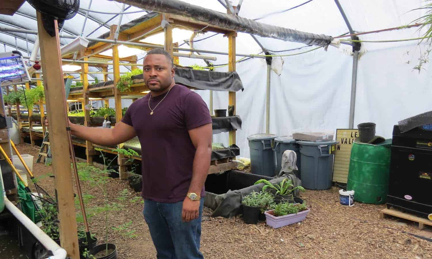 Nile Valley Aquaponics is unveiling new facilities and plans in the coming months, creating a community around food through aquaponics.
