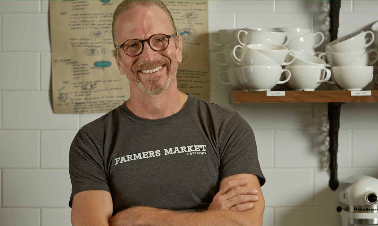 Michel Nischan wants people to reconnect to and through healthy, organic, and sustainable food. His organization Wholesome Wave is inviting more people to the table.