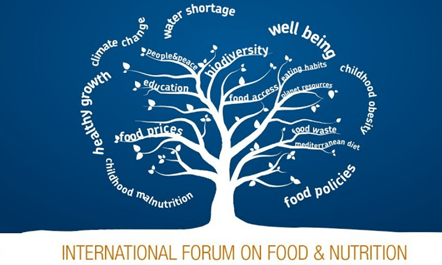 "Live: The International Forum on Food and Nutrition, hosted by BCFN to ""for interdisciplinary discussion on issues of nutrition and sustainability"""