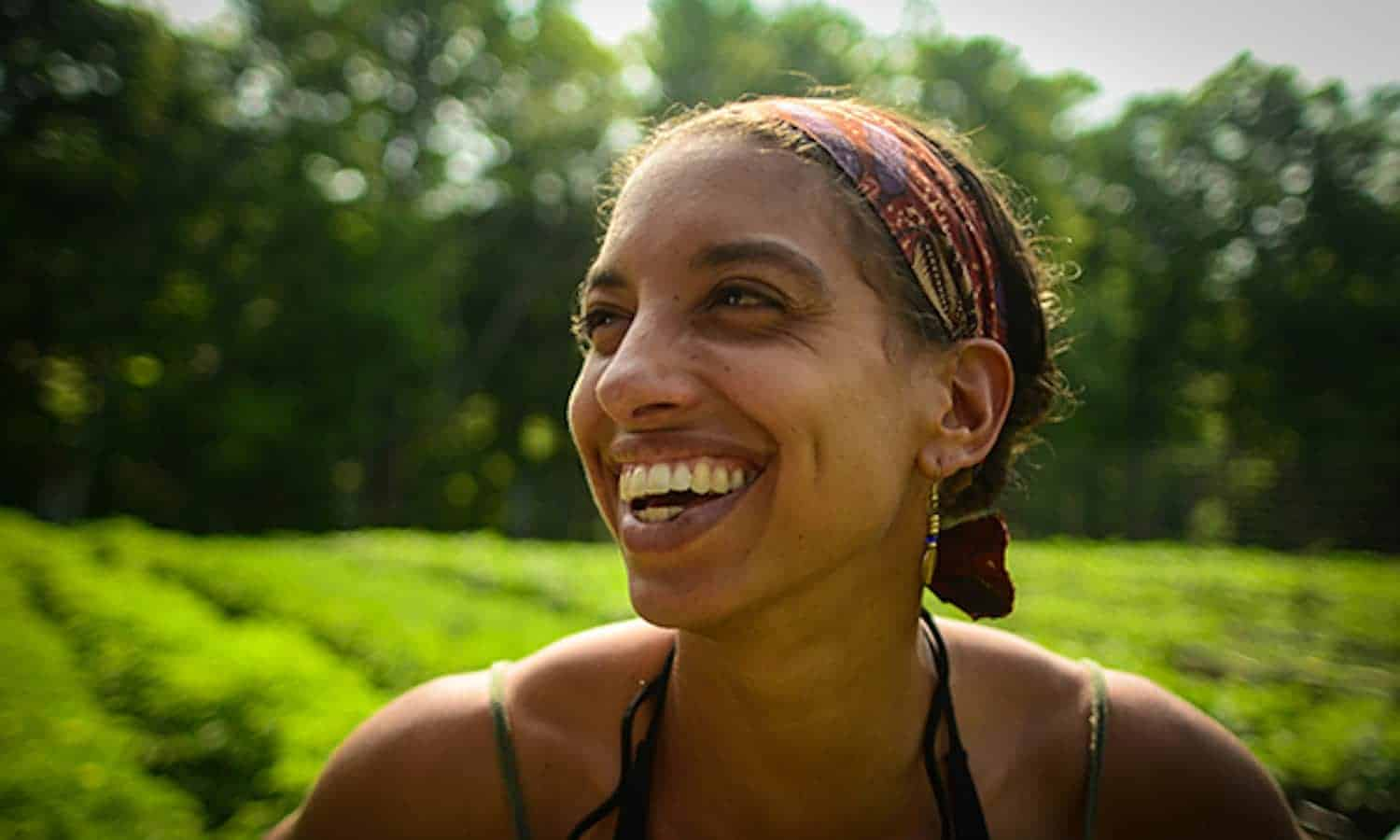 """Reparation is all about giving the land back,"" explains co-founder of Soul Fire Farms and food sovereignty activist Leah Penniman on Food Talk."