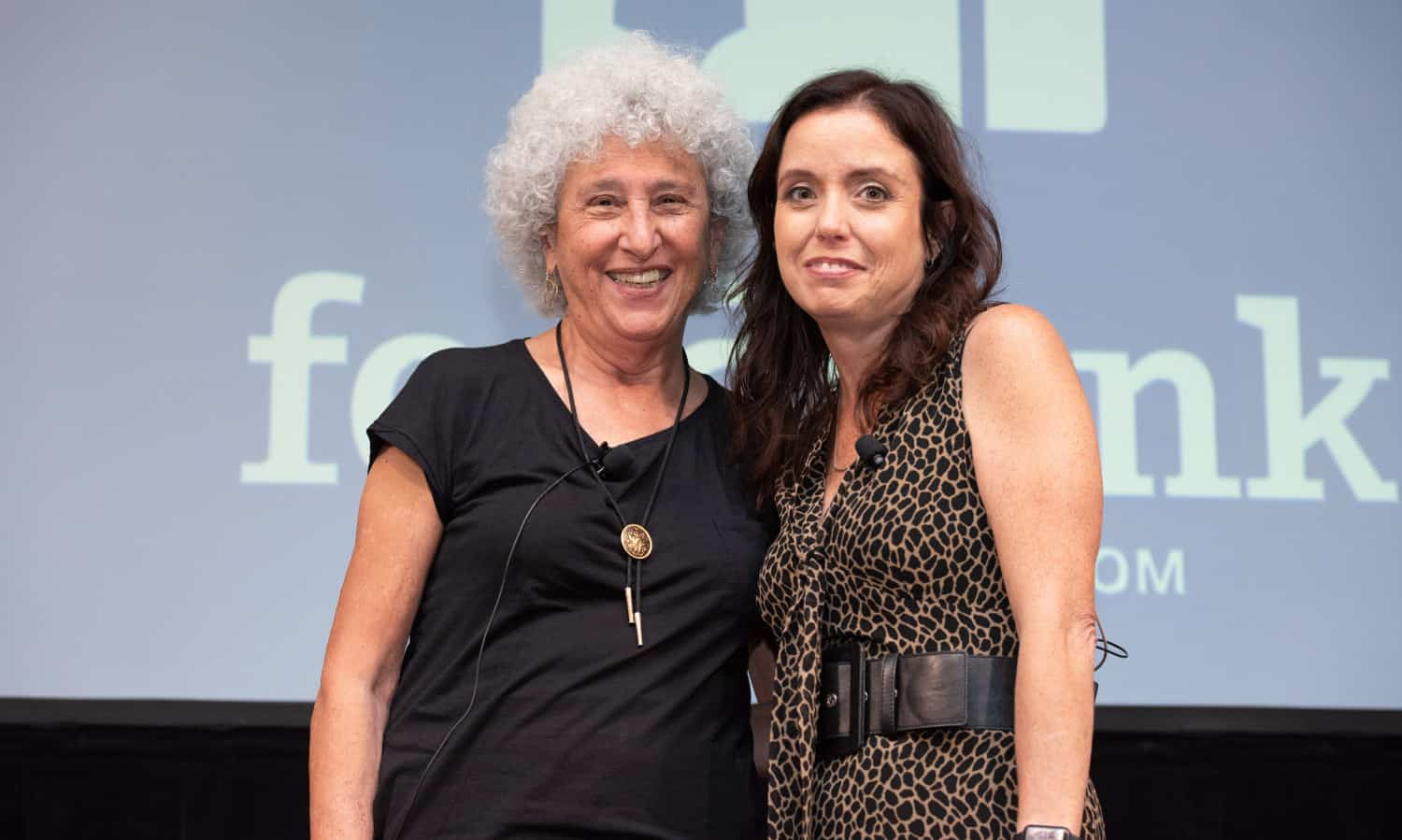 """When it comes to activism to spark food system change, """"Start local,"""" says Marion Nestle at Food Tank's New York City Summit."""