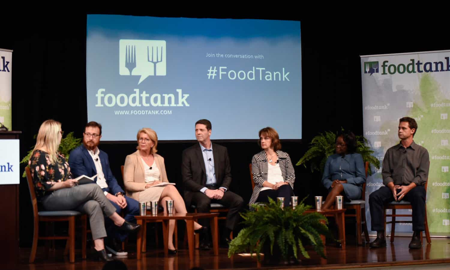 That's a wrap! Watch the NYC Food Tank Summit on Food Loss and Food Waste free on YouTube.