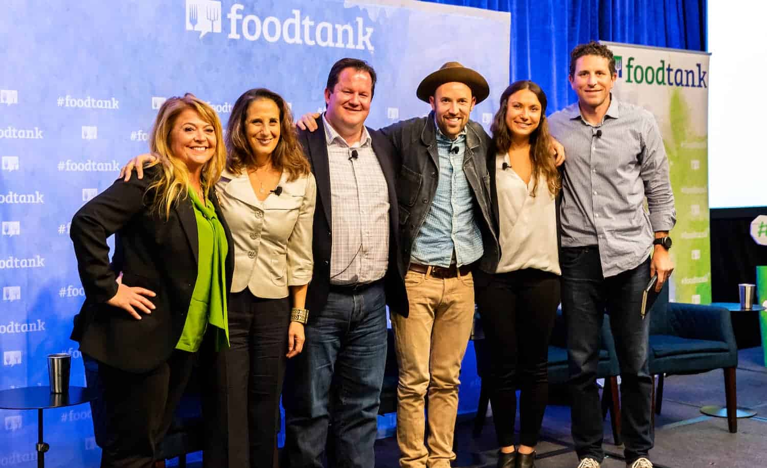 At the 2018 San Diego Food Tank Summit, experts take to the stage to discuss how science and technology can advance sustainable food systems.