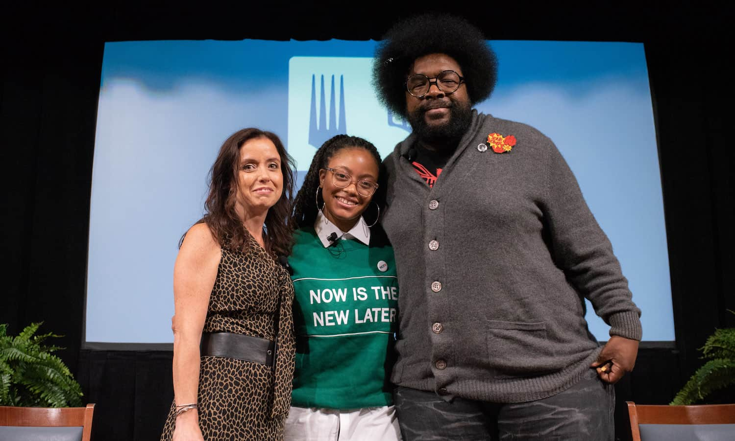 On Food Talk, Questlove and Haile Thomas talk about bringing nutrition to the communities they love—and how fighting racism is part of the struggle.