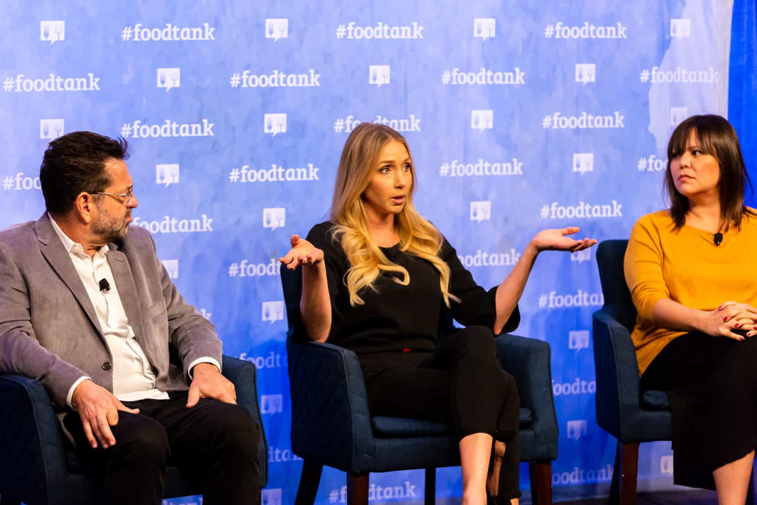 At the San Diego Food Tank Summit, a panel of food journalists discuss the transformative potential of storytelling for our food system.