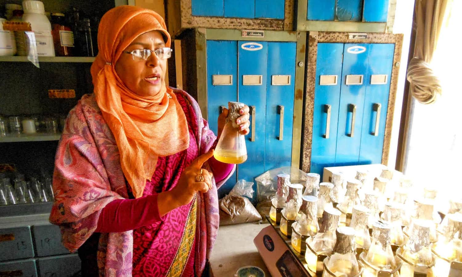 From Nepal, to Kenya, and to the United States, women working in integrated pest management are celebrating science—and themselves.