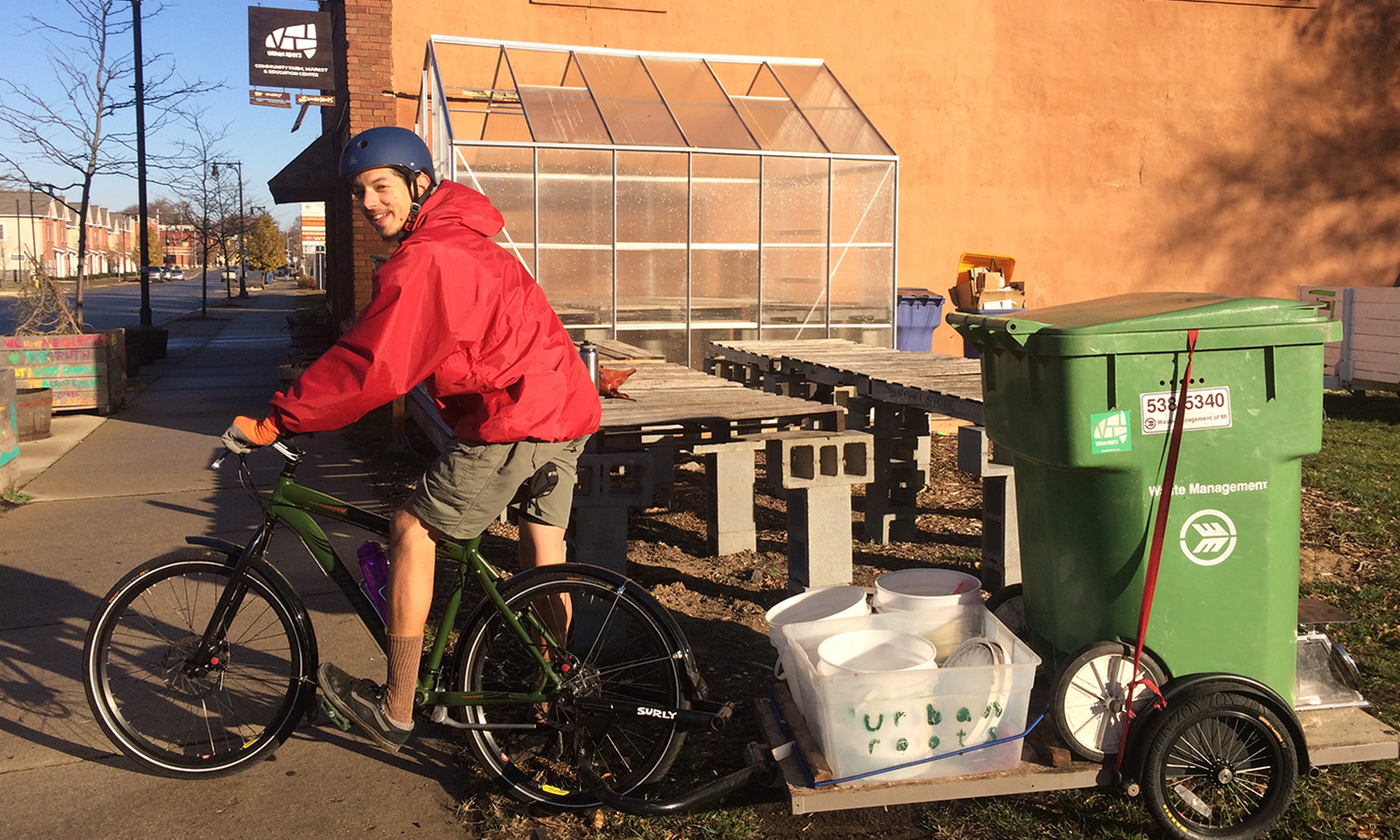 Individual compost haulers across the country are making bigger changes by encouraging local governments to provide public compost pickup services.