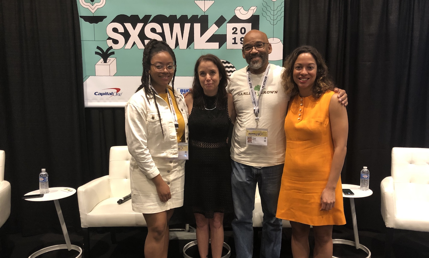 At SXSW, Food Tank's panel featuring Haile Thomas, Tony Hillery, and Regina Anderson, discussed the key to a better future food system: future leaders.