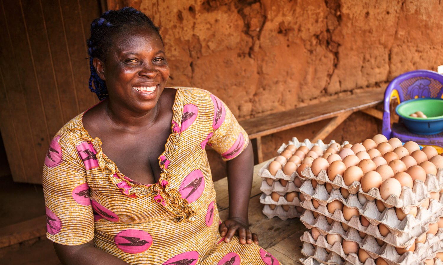 Food Tank speaks with the CEO of Heifer International about The Hatching Hope Initiative.