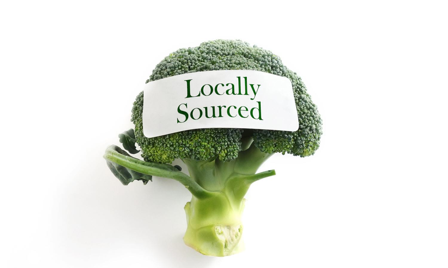source local food