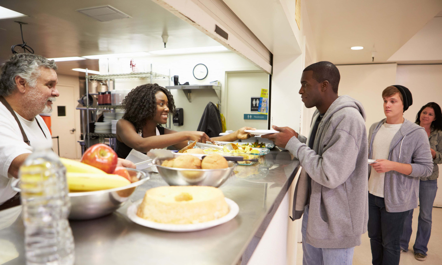 Keeping gourmet meals from going into the trash not only feeds those in need, it can also improve environmental outcomes and help California reach its waste diversion goal by 2020.