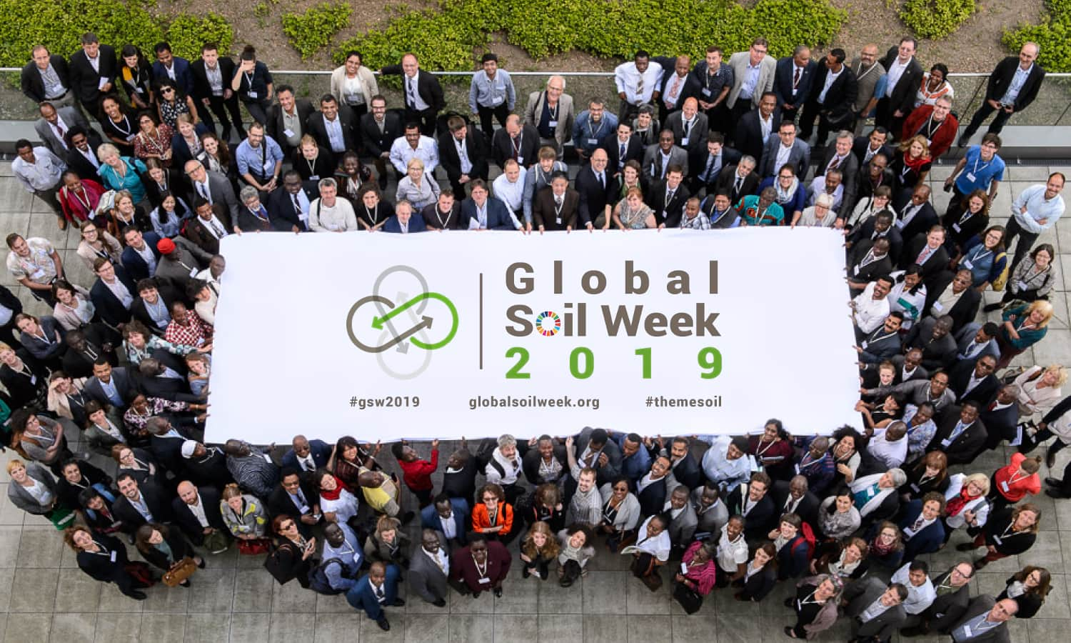 The 5th Global Soil Week will convene more than 200 experts, policymakers, and civil society representatives to discuss the urgency for investing in sustainable land management.