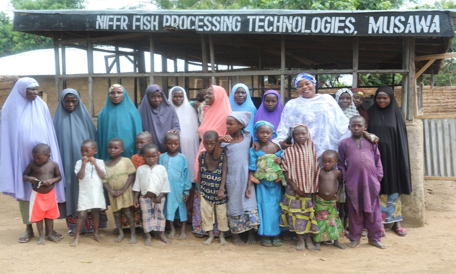 Through WAAPP, CORAF empowers rural Nigerian women by developing female employment at fisheries and through aquaculture jobs.