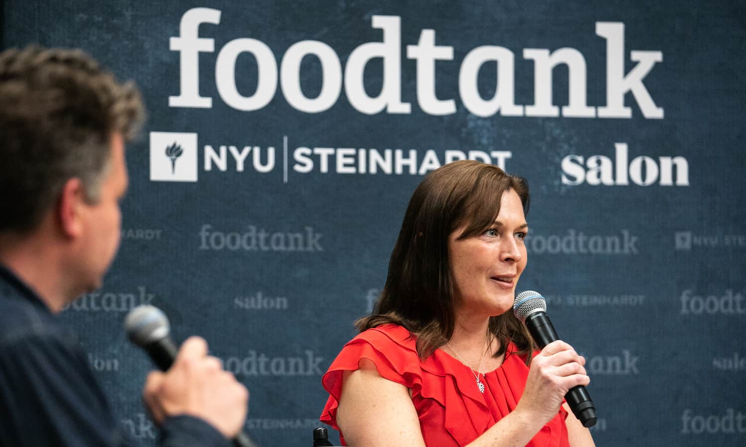 At NYU, Food Tank hosted experts and changemakers for a series of conversations about food equity, access, and affordability in one of the world's busiest cities.