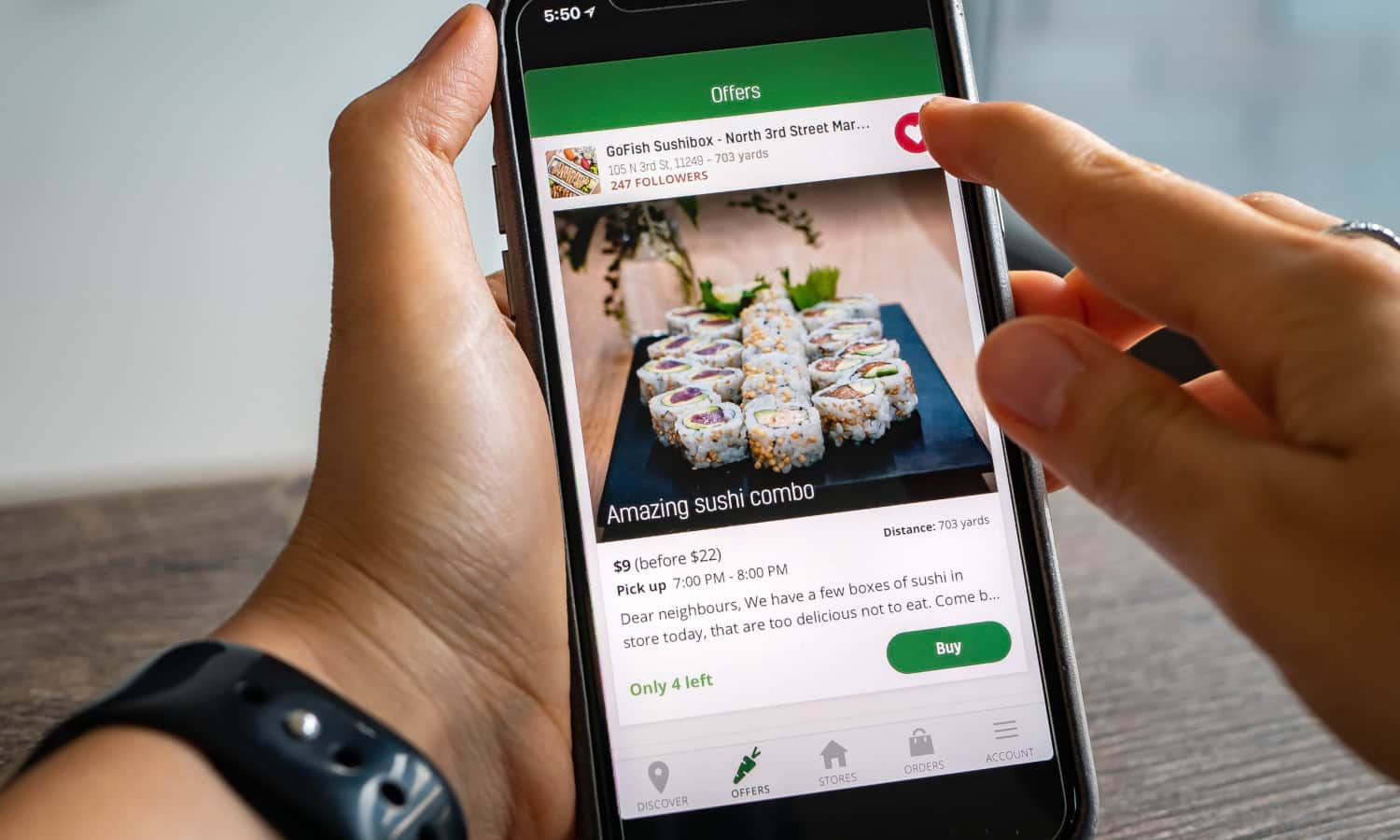 YourLocal app-based marketplace is a social enterprise benefiting your local retailers, consumers, and environment by selling potential food waste as discounted food surplus.