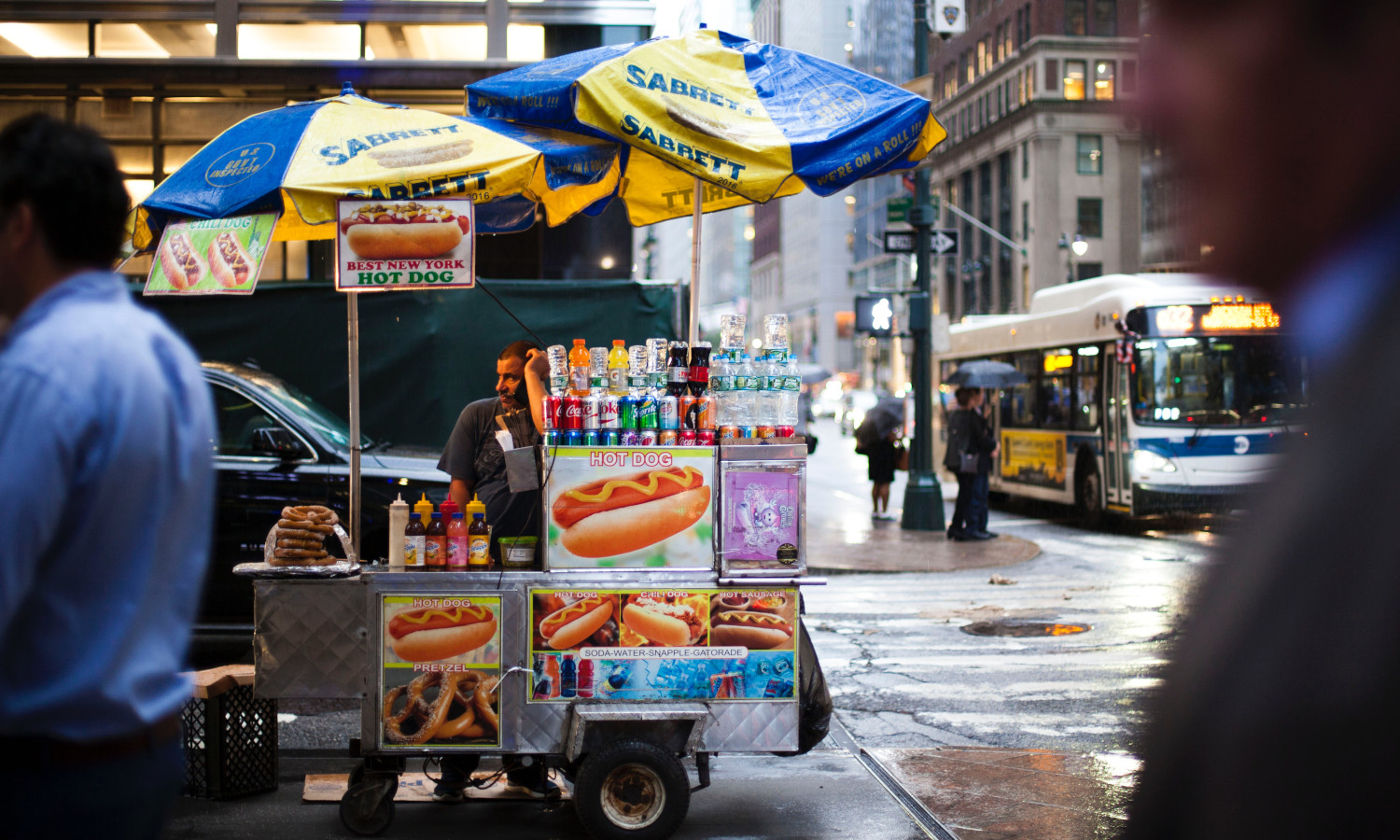 NYC sets agenda to become more food secure