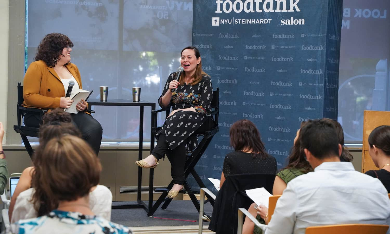 Food isn't immune to technology's influence as AI and Big Data create opportunities for innovation as well as risks. At Food Tank's second monthly conversation at NYU, experts evaluate the fork in the road for the future dividing good and bad food tech.