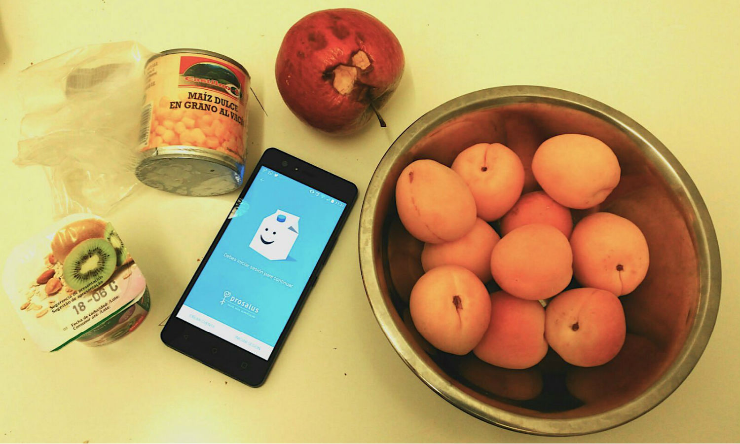 This app and website is helping neighbors share unwanted food and reduce food waste in Spain. Yonodesperdicio, an initiative from Spain is using food sharing as a tool to fight food waste.