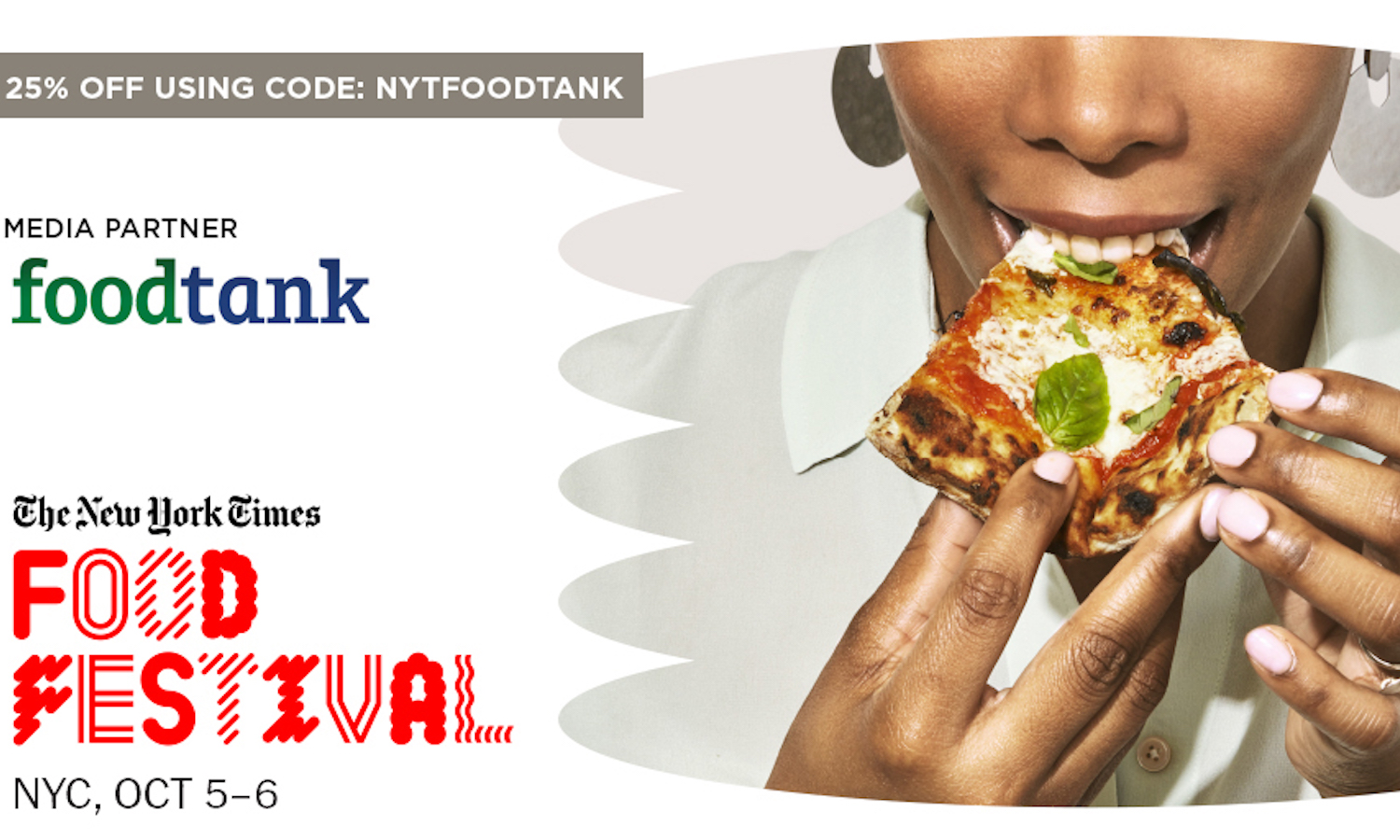 Join Food Tank and The New York Times at the Food Festival This Oct 5–6