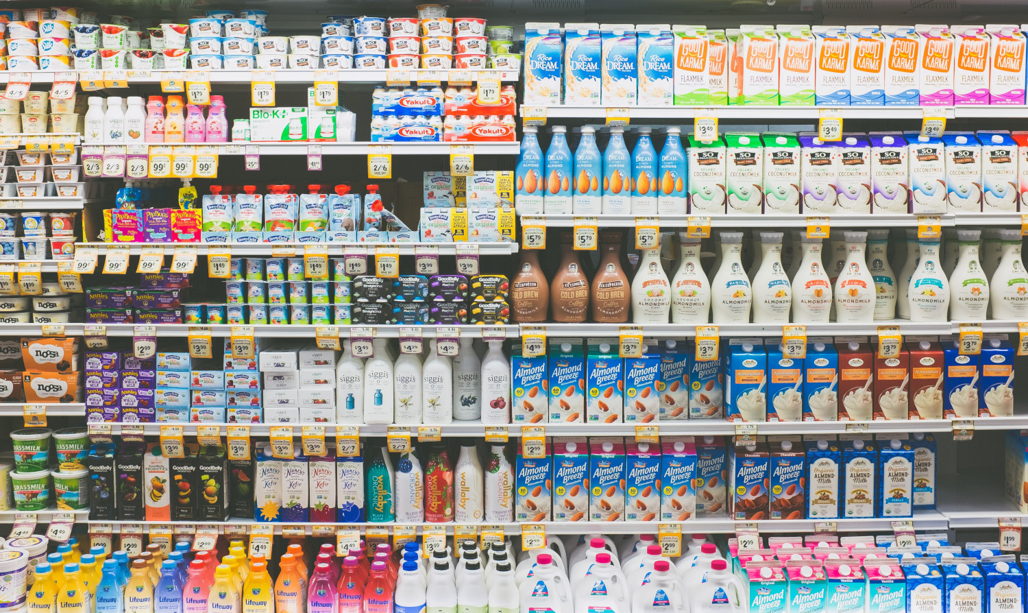 The Food Date Labeling Act is connecting actors across the food chain to clear up consumer confusion about food date labels and reduce food waste.